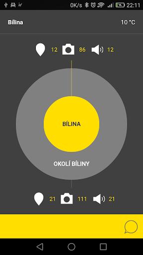 Bílina - audio tour