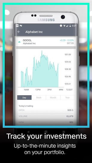 CNN MoneyStream screenshot for Android