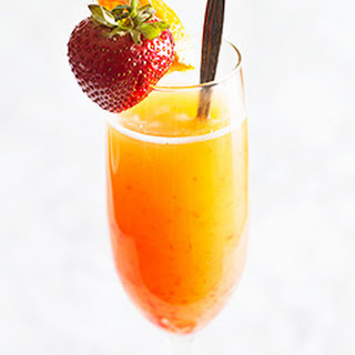 Strawberry Mimosa Recipes