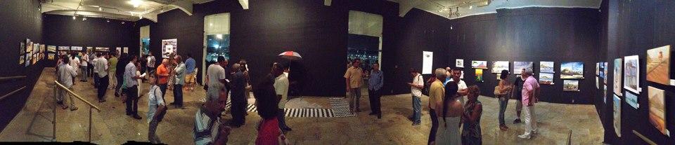 Photo: Vernissage da exposição Arte na Orla- Forte de Cocabana Rio de Janeiro