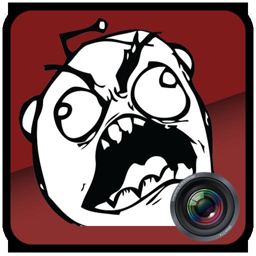 Troll Face Camera Free