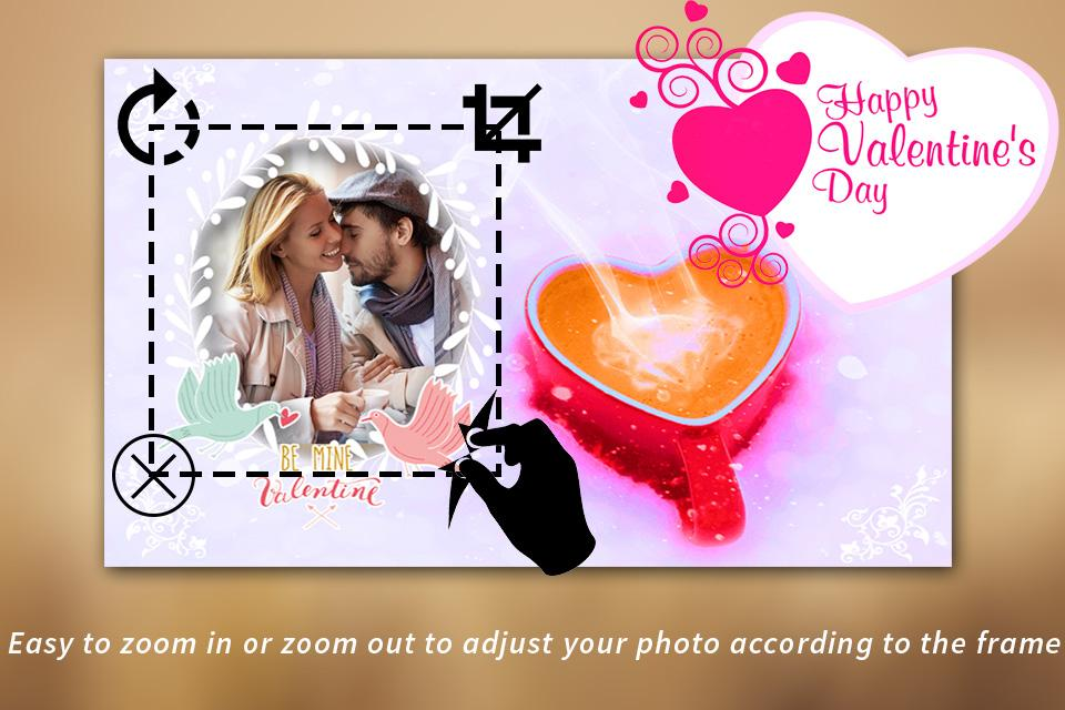 valentine day photo frame 2018 - android apps on google play, Ideas