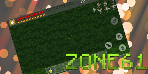 Zone 61 - Survival Island