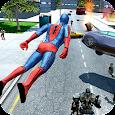 Strange Hero vs Robot X icon
