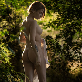 anna by Levy Avner - Nudes & Boudoir Artistic Nude ( beauty, light, sexy, model, nude )