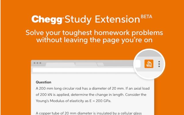 Chegg Study Search