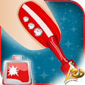 Nail Art Dress Up Salon icon