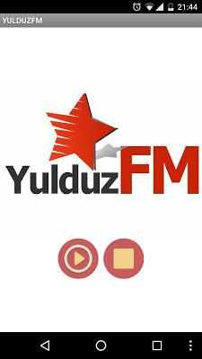 Uzbek Radio Yulduz fm - screenshot