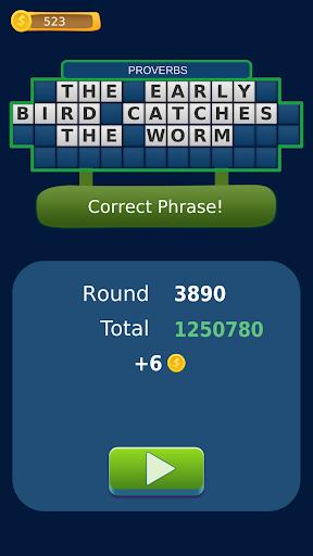 Word Fortune - Wheel of Phrases Quiz 1.17 screenshots 3