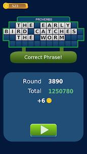 Word Fortune – Wheel of Phrases Quiz 3