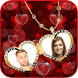 Locket Photo Frames icon