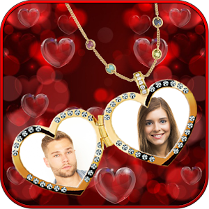 Locket Photo Frames