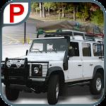 Mini Jeep Parking Game Icon