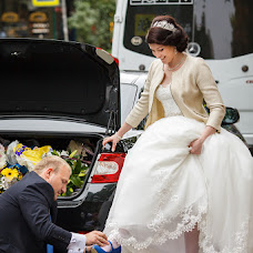 Wedding photographer Aleksey Silaev (alexfox). Photo of 27.09.2015