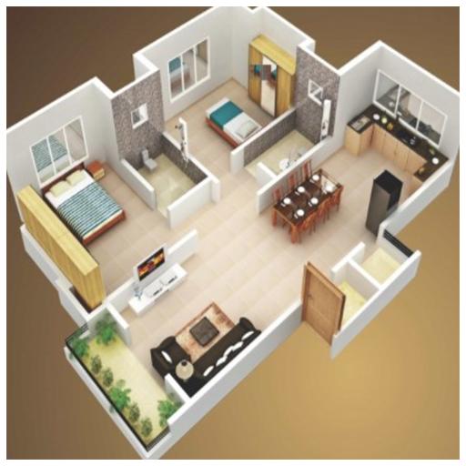 3D house plan designs 1.8 Screenshots 4