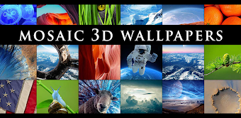 MOSAIC 3D Wallpapers