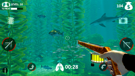 Freediving Hunter Adrenaline - screenshot