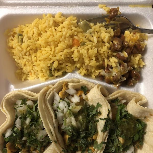 Photo from Taco Mex