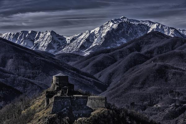 L'antica fortezza di Fiore Doncovio