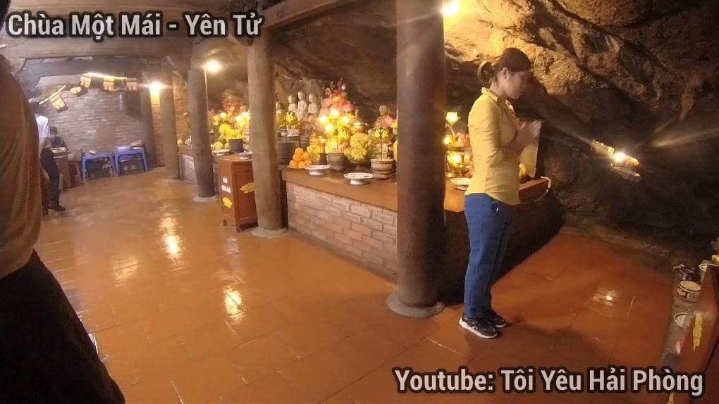 Khám phá chùa Một Mái leo núi Yên Tử ở Uông Bí Quảng Ninh 3