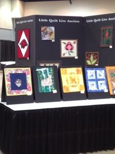 Little Quilts Silent Auction
