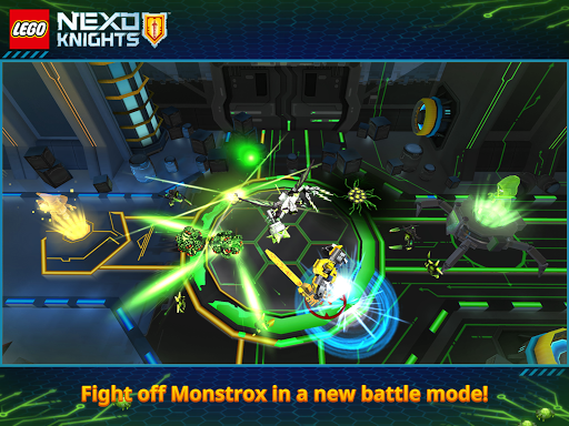LEGO® NEXO KNIGHTS™: MERLOK 2.0 screenshot 6