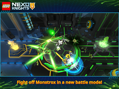 LEGO® NEXO KNIGHTS™: MERLOK 2.0 App Download For Android and iPhone 6
