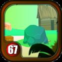 Golden Fish Rescue Escape - Escape Games Mobi 67 icon