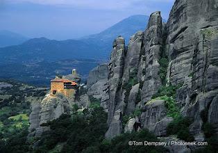 Photo: Anapafsa Monastery, Meteora, Greece