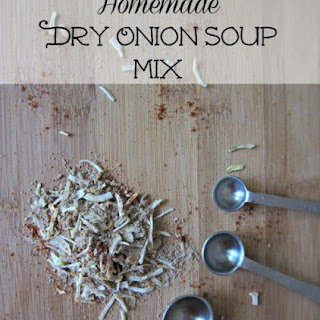 Make Your Own Homemade Dry Onion Soup Mix Recipe