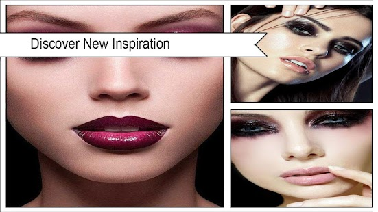 Beauty Glossy Eye Makeup - náhled