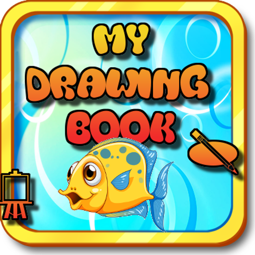 colorful drawing book for kids screenshot - Drawing Book For Kids