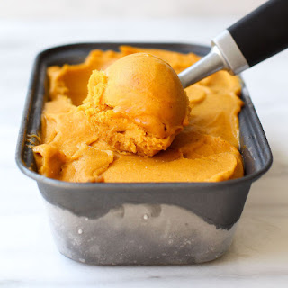 Pumpkin Pie Nicecream
