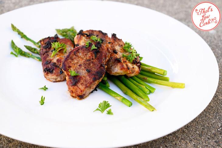 Low Carb Pork Medallions Recipe