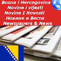 Bosnia-Herzegovina Newspapers icon