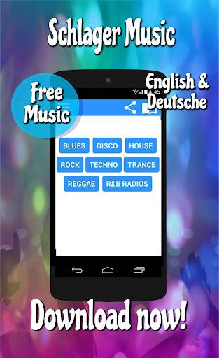 Schlager radio kostenlos: Schlager musik app 1.10 screenshots 2