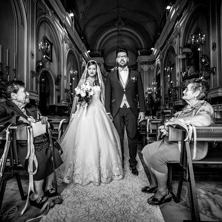 Fotógrafo de bodas Dino Sidoti (dinosidoti). Foto del 22.01.2018