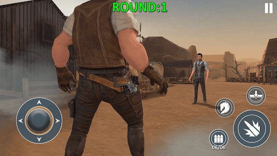 Cowboy Hunting: Gun Shooter 16