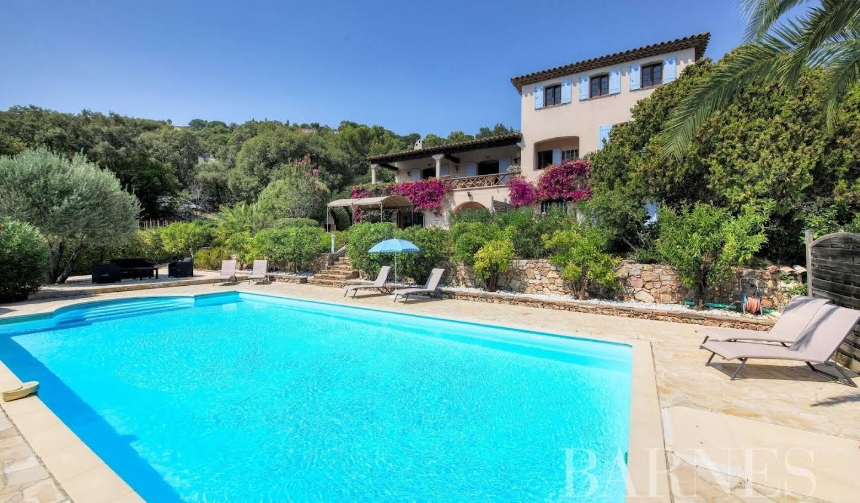 House with pool La Croix-Valmer