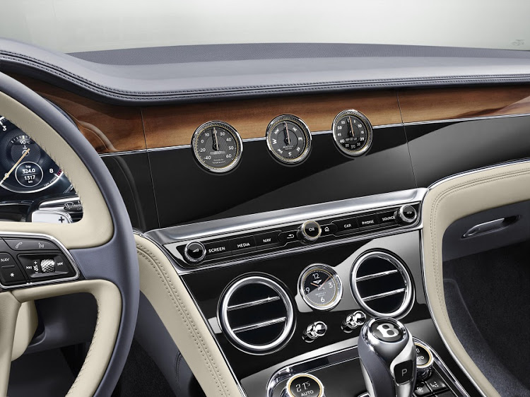 The interior marks a new chapter with clean lines and more technology