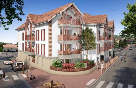 Programme immobilier neuf à Lacanau : appartements du 1 pièce au 4 pièces à partir de 130000 €