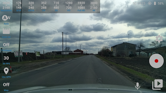 Car Camera 1.1.4 [Pro Unlocked/Patched] Cracked Apk 2