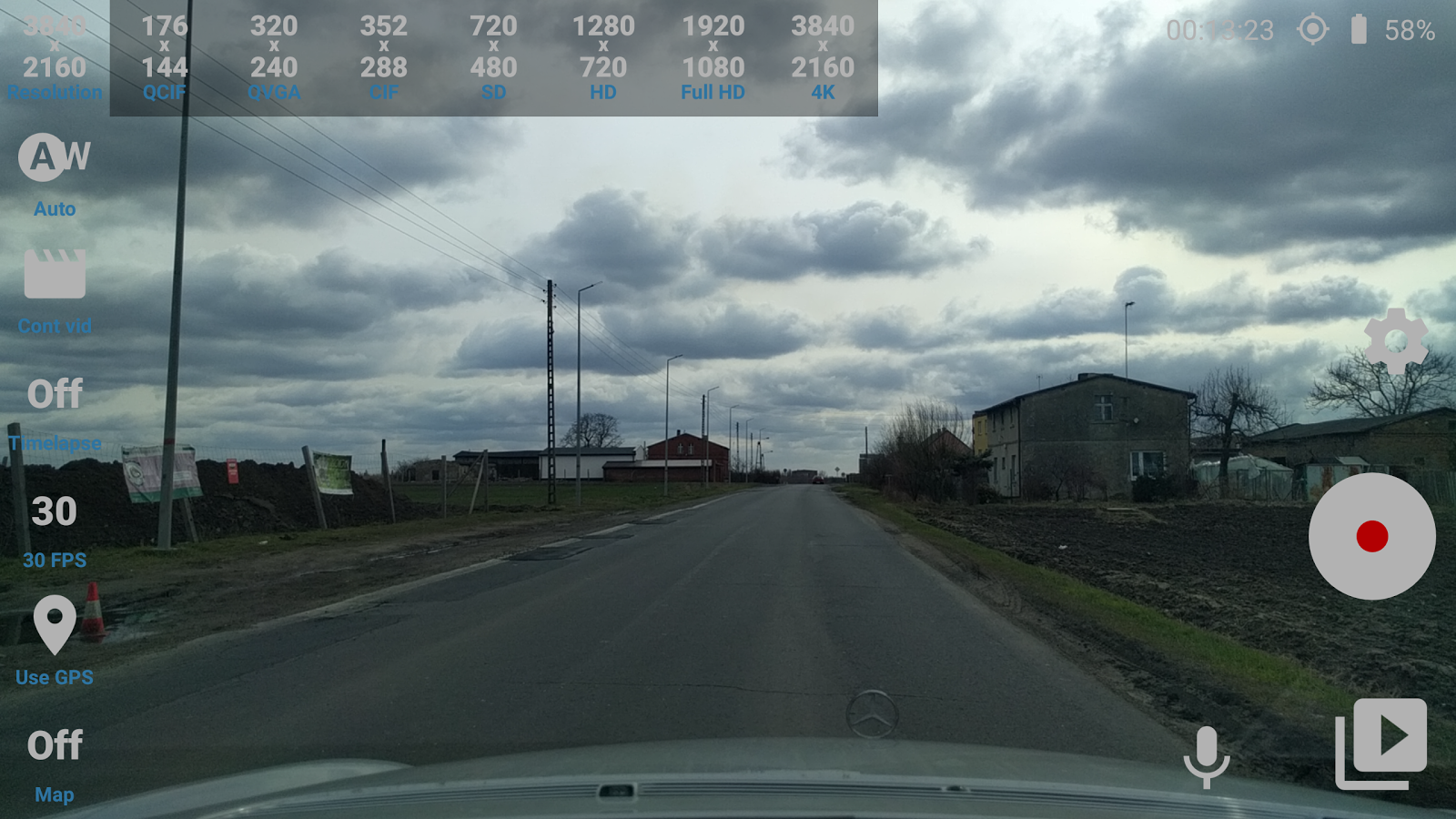 Car Camera- screenshot