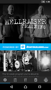 Hellraiser Training by Animal- screenshot thumbnail