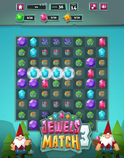 玩免費解謎APP|下載3 场比赛的珠宝 app不用錢|硬是要APP