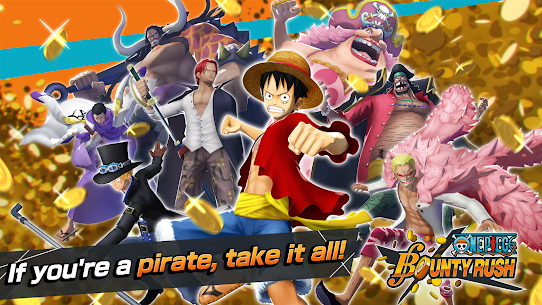 ONE PIECE Bounty Rush Mod Apk [No Skill CD + Dumb Enemy] 7