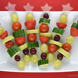 Christmas Fruit Snacks Recipes