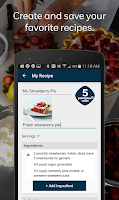 Screenshot of Weight Watchers Mobile