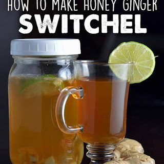Ginger Honey Switchel Recipe