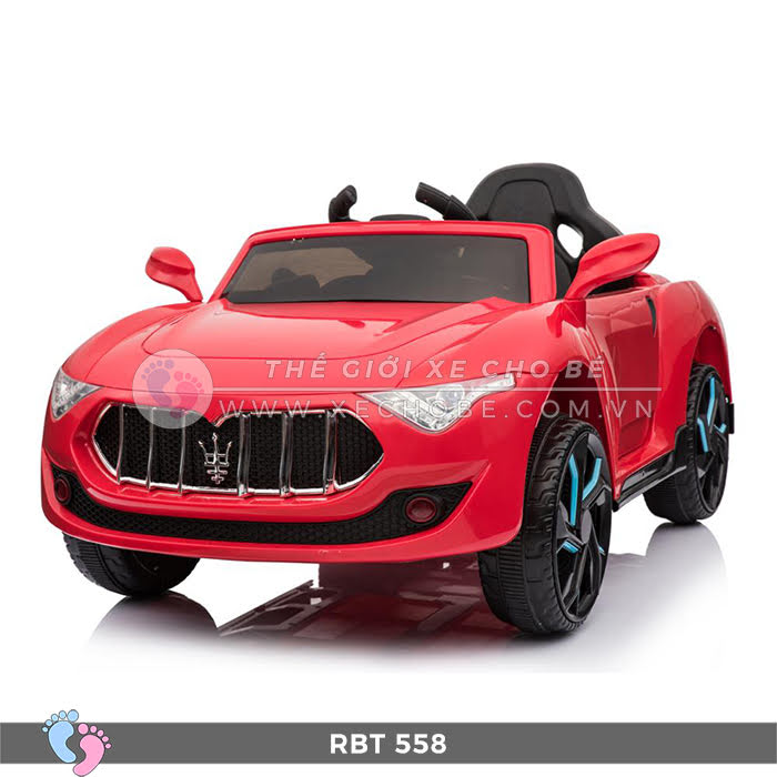 Xe hơi điện trẻ em RBT-558 9